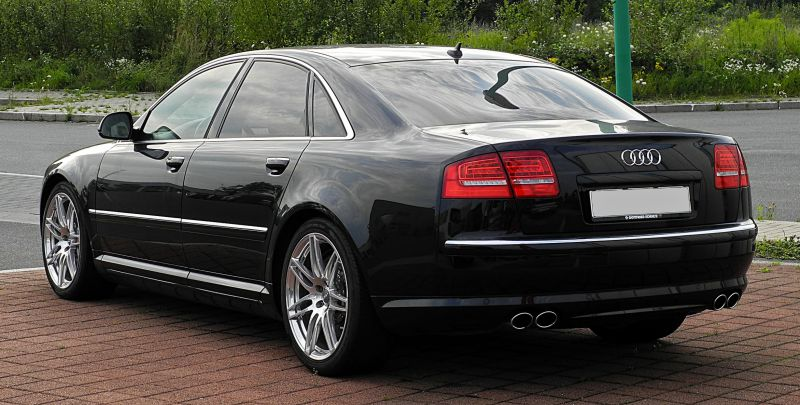 audi s8 d3 facelift 2007 5 2 fsi v10 450 hp quattro. Black Bedroom Furniture Sets. Home Design Ideas